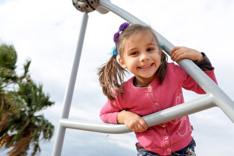 Physical Activity Ideas for Young Children
